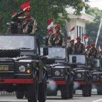 TNI AD Juara Menembak, Kalahkan AS dan Inggris